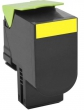 Lexmark (Картридж сверхвысокой ёмкости с жёлтым тонером для CS510de, CS510dte (Yellow Extra High Yield Corporate Cartridge (4k)) 70C8XYE