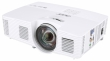 Acer projector H6517ST, 1080p/DLP/Short Throw (0.50:1)/3D/3200 Lm/10000:1/8000 Hrs/USB-mini B/HDMI/Wi-Fi via MHL Adapter(option)/2.5 kg/Carry case (MR.JLA11.001)