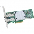 Сетевой адаптер PCIE 10GB DUAL PORT QLE8442-CU-CK QLOGIC