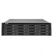 QNAP (SMB QNAP TS-EC1680U-E3-4GE-R2 NAS, 16 bay w/o HDD , ECC-ram, 2x10GbE (SFP+), rack-mount, 2 PSU. Xeon E3-1246 3.5 GHz, 4GB DDR3 ECC RAM. W/o rail kit RAIL-A03-57)