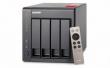 Cетевой накопитель QNAP TS-451+-2G 4 отсека для HDD, HDMI-порт. Intel Celeron J1900 2,0 ГГц, 2ГБ.
