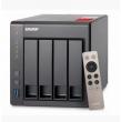 Cетевой накопитель QNAP TS-451+-8G 4 отсека для HDD, HDMI-порт. Intel Celeron J1900 2,0 ГГц, 8ГБ.