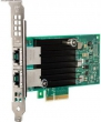 Сетевая карта Intel X550T2BLK 2xRG45, 10Gb/s, PCI-E 3.0x8, Low Profile (X550T2BLK 940136) INTEL