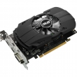 Видеокарта Asus PCI-E PH-GTX1050TI-4G nVidia GeForce GTX 1050TI 4096Mb 128bit GDDR5 1290/7008 DVIx1/HDMIx1/DPx1/HDCP Ret ASUS