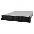 Synology Expansion Unit (Rack 2U) for RS18017xs+ up to 12hot plug HDDs SATA, SAS, SSD(3,5' or 2,5')/2xPS incl SAS Cbl (RX1217SAS)
