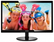 МОНИТОР 24' PHILIPS 246V5LDSB/00 Black (LED, 1920x1080, 1 ms, 170°/160°, 250 cd/m, 10M:1, +DVI, +HDMI) Philips