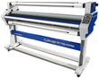 Mefu MF1700-M1 PRO Trimmer. Теплый (от 0 до 60 С), износостойкие силиконовые валы, ширина 1620мм, скорость до 6 м/мин, толщина  материала до 23 мм,