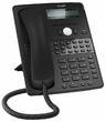 SNOM Global 725 Desk Telephone Black (D725)