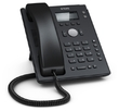 SNOM D120 Настольный IP-телефон. 2 учетные записи SIP, Графический экран с подсветкой, 4 контекстно-зависимые функциональные клавиши + 5 фиксированных функциональных клавиш, 2-порта 10/100, PoE, Блок питания приобретается отдельно (Snom)