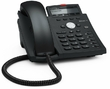 SNOM D315 Настольный IP-телефон. 4 учетные записи SIP, Графический монохромный экран 3,2' , 5 программируемых клавиш со светодиодами, 2-порта 10/100/1000, USB 2.0, PoE, Сенсорная функция поднятия трубки, Блок питания приобретается отдельно (Snom)