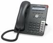 SNOM D715 Настольный IP-телефон. 4 учетные записи SIP, Графический монохромный экран 3,2', 5 кнопок с LED индикаторами, 2-порта 10/100/1000, USB 2.0, PoE, Сенсорная функция поднятия трубки, Цвет черный, Блок питания приобретается отдельно (Snom)