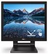 Монитор LCD 17'' (5:4) 1280х1024(SXGA) TN, nonGLARE, 250cd/m2, H170°/V160°, 1000:1, 50M:1, 16.7M, 1ms, VGA, DVI, Tilt,  Black (PHILIPS)