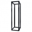 APC (NetShelter 4 Post Open Frame Rack 44U Square Holes) AR203A