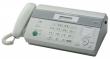 Panasonic KX-FT982RU-W (белый) {термобумага, АОН, память 100 ном., автоподатчик 10 л., монитор}