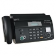 Факс Panasonic KX-FT988RUB, термобумага, автоподатчик, автоответчик, черный KX-FT988RU-B