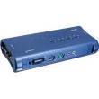 Trendnet Net Switch KVM 4PORT W/AUDIO TK-408K