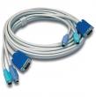 Кабель-kvm TRENDnet TK-C10, PS/2, 3 м (m-m)