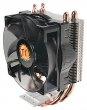 Thermaltake (Thermaltake CPU Cooler Silent 1156/1155 (TDP 95W, All+2xCuprum Heat pipes, 92x92x25, 800-1700rpm, 22dBA, 4pin, 8pcs/box)) CLP0552