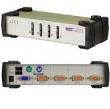 ATEN (CUBIQ 4 PORT USB & PS/2 KVM SWITCH) CS84U