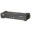 ATEN (4 PORT USB2.0 DVI KVMP SWITCH W/1.8M W/2) CS1764A